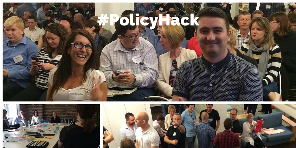 Wyatt Roy's PolicyHack: A view from the inside
