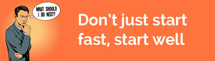 Start Fast with Must Have Apps and the Startup Stack