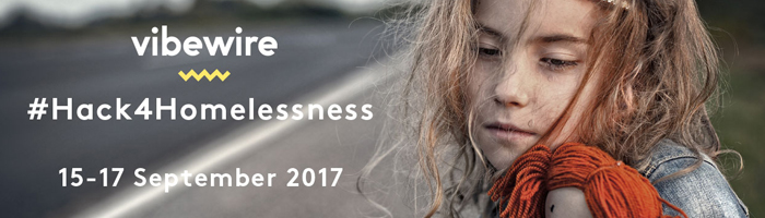 Why We Are Helping Vibewire Hack4Homelessness