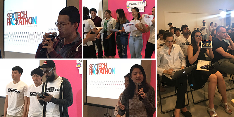 Event Report: Asia's First sextech Hackathon in Singapore