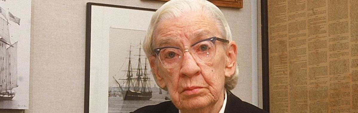 Women's History Month: Grace Hopper