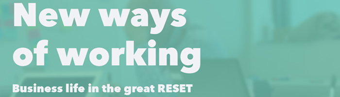 Panel: New Ways of Working in the Great Reset